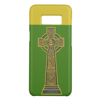 Celtic Cross with Harp Case-Mate Samsung Galaxy S8 Case