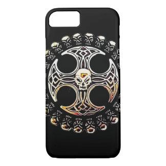 Celtic Death Circle iPhone 7 Case