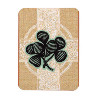Celtic decorative magnet