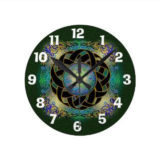 Celtic Design Clock