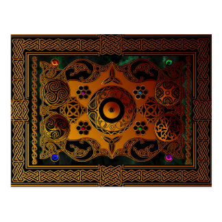 Celtic Design Postcard