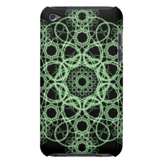 Celtic Disc Mandala Barely There iPod Cases