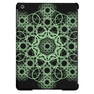 Celtic Disc Mandala Case For iPad Air