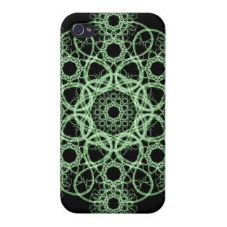 Celtic Disc Mandala iPhone 4 Covers