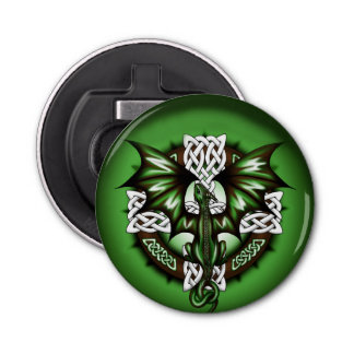 Celtic Dragon Bottle Opener