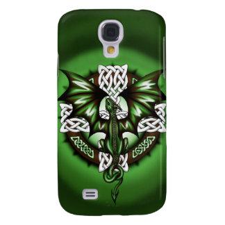 Celtic Dragon Galaxy S4 Cases