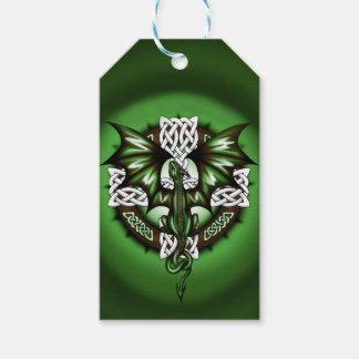 celtic Dragon Gift Tags