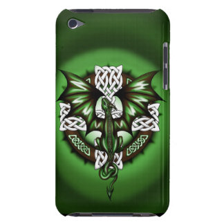 Celtic Dragon iPod Touch Cases
