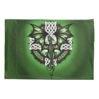 Celtic Dragon Pillowcase