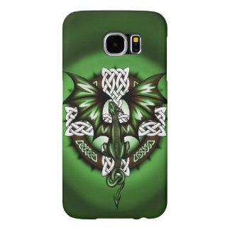 Celtic Dragon Samsung Galaxy S6 Cases