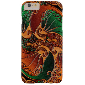 Celtic Dragons Barely There iPhone 6 Plus Case