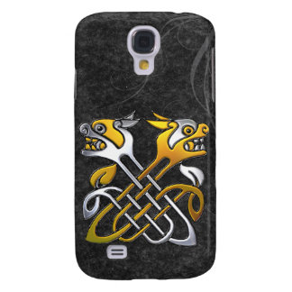 Celtic Dragons Galaxy S4 Covers