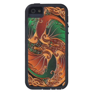 Celtic Dragons Tough Xtreme iPhone 5 Case