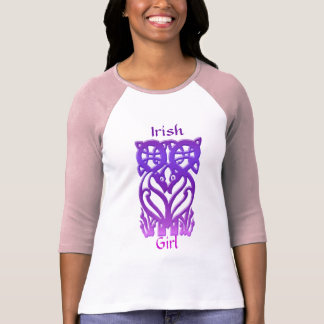 Celtic Fantasy Bird Collection T-shirts