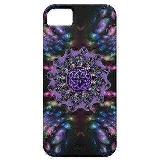 Celtic Fractal Flower Mandala Case for iPhone 5