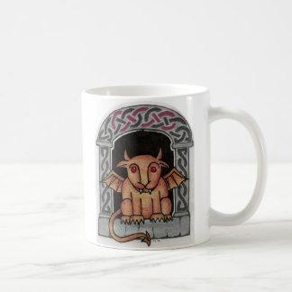 Celtic Gargoyle mug