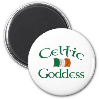 Celtic Goddess Magnet