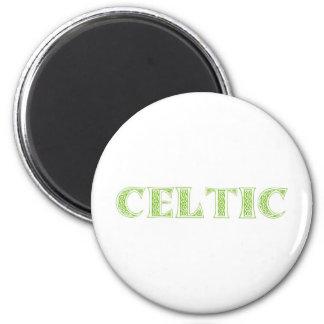 Celtic Green Fridge Magnets