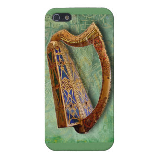 Celtic Harp Iphone CASE