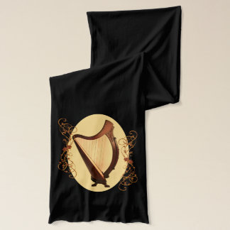 Celtic Harp Scarf