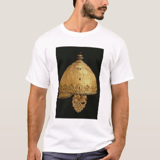 Celtic helmet found at Agris, Charante, 4th centur T-Shirt