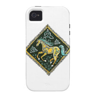 Celtic Horse iPhone 4 Cases