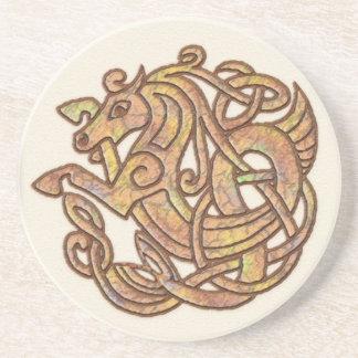 Celtic Horse Coaster