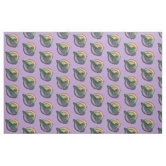 Celtic Humminbird Pattern Fabric