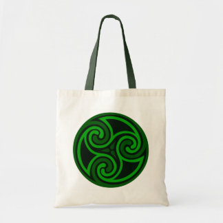 Celtic Irish Swirl Bag