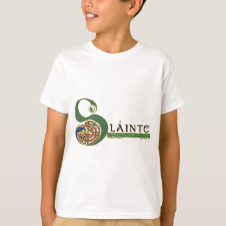 Celtic Kid's T-Shirts & Hoodies, Slainte Design