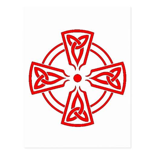 Celtic Knot 5 Post Card