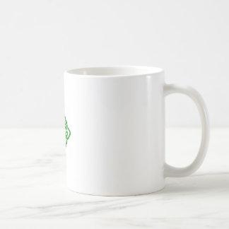 celtic-knot basic white mug