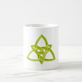 Celtic knot celtic knot mug