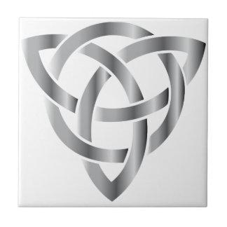 Celtic Knot Ceramic Tile
