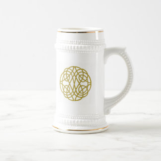 Celtic Knot Circle Beer Steins