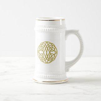 Celtic Knot Circle Mugs