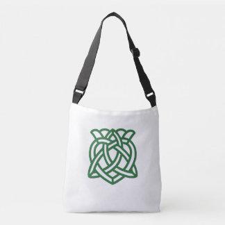 Celtic Knot Cross Body Bag