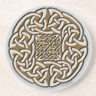 Celtic Knot Drink Coaster