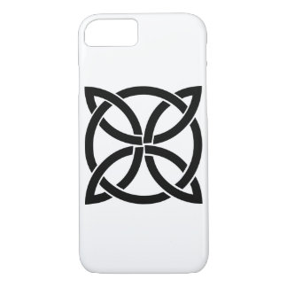 celtic knot ireland ancient symbol pagan iPhone 8/7 case