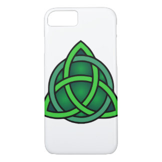 celtic knot ireland ancient symbol pagan irish gre iPhone 8/7 case