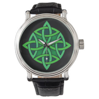 celtic knot ireland ancient symbol pagan irish gre watch