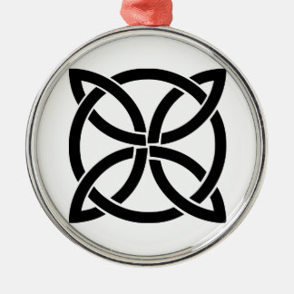 celtic knot ireland ancient symbol pagan irish metal ornament