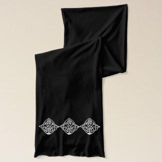 Celtic knot irish St Patrick design Scarf