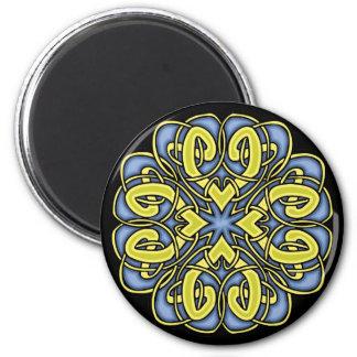 Celtic Knot Refrigerator Magnets