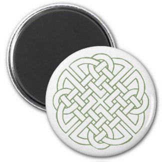 Celtic Knot Fridge Magnet