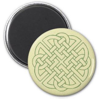 Celtic Knot Refrigerator Magnet