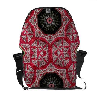Celtic Knot Messenger Bags