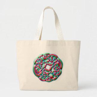 Celtic knot ornamentation celtic knot bags