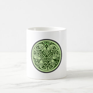 Celtic knot ornamentation celtic knot mugs