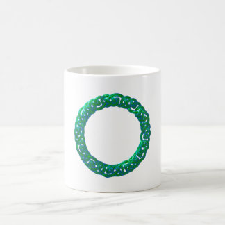 Celtic knot ornamentation celtic knot coffee mugs